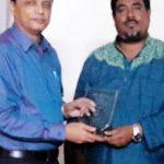 টাঙ্গাইল ৫ আসনের এমপি মহোদয়ের সাথে অধ্যক্ষ মহোদয়